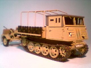 Steyr RSO 3 - Italeri