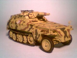 Sdkfz 250/8 Neu Stummel - DML