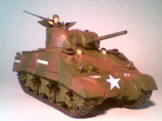 M4 Sherman - Tamiya