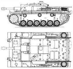 StuH III Ausf F