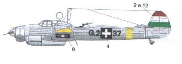 Força Aérea da Hungria (Fronte Leste, 1943)